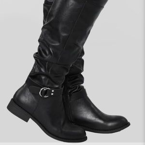 NWT over the knee boot